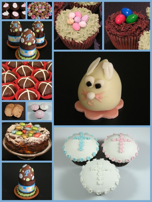 some easter baking recipes from inspired by chocolate and cakes