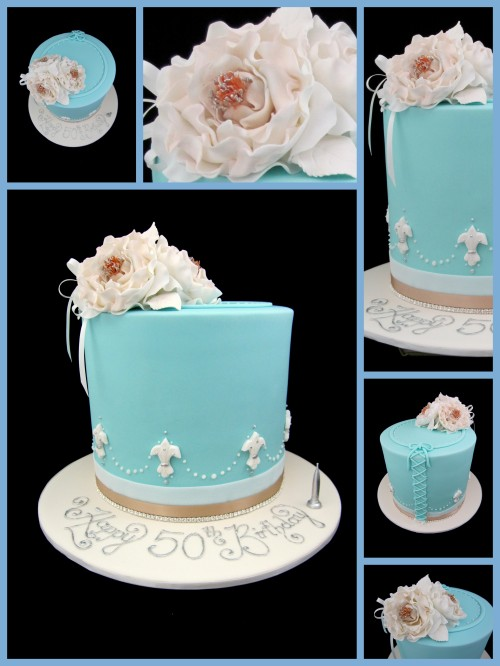 my favourite cake for March Inspired By Michelle Cake Designs.