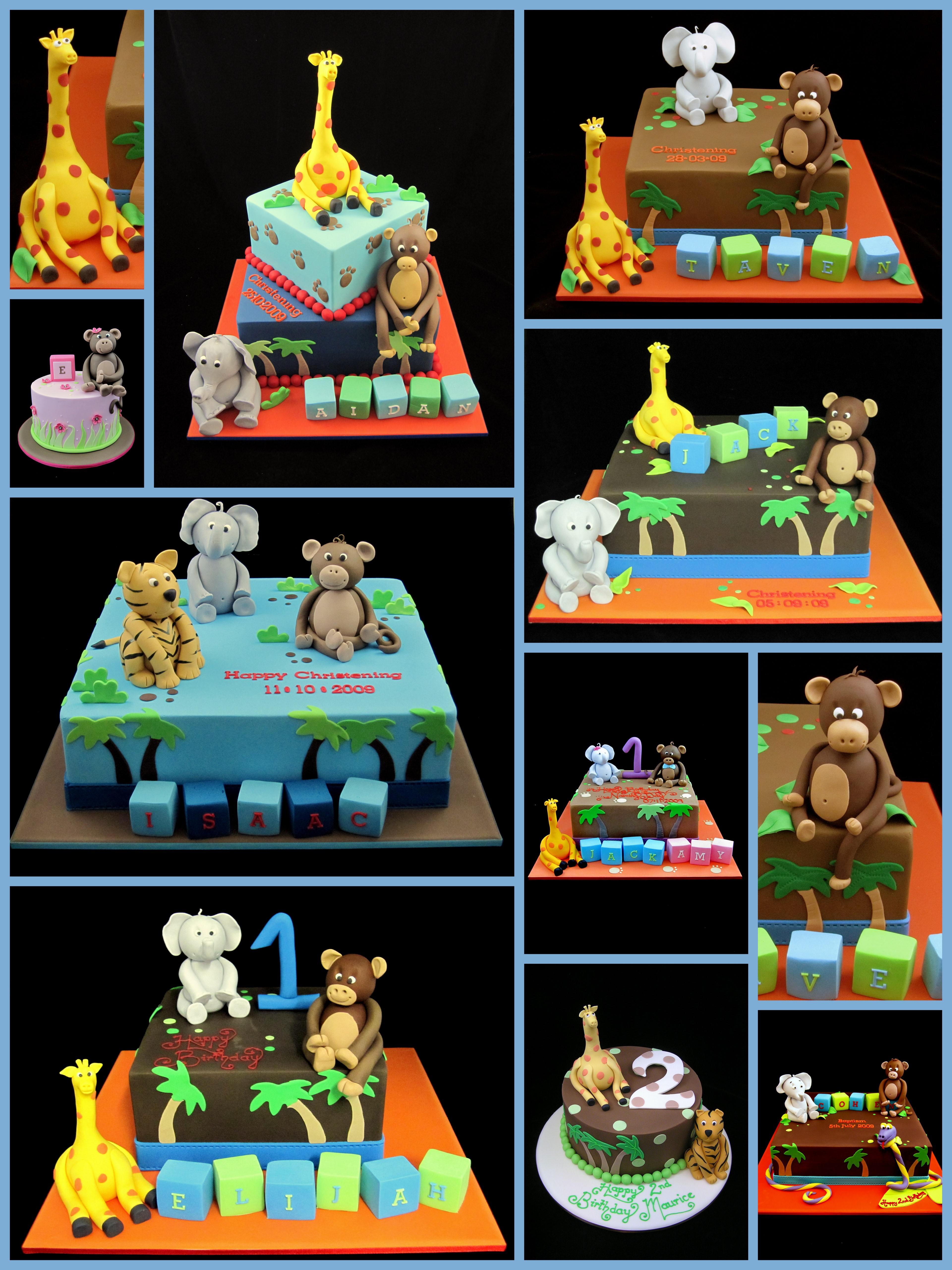 fondant ideas for cake decorating.