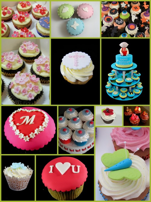 cupcake decorating ideas inspired by michelle cake designs