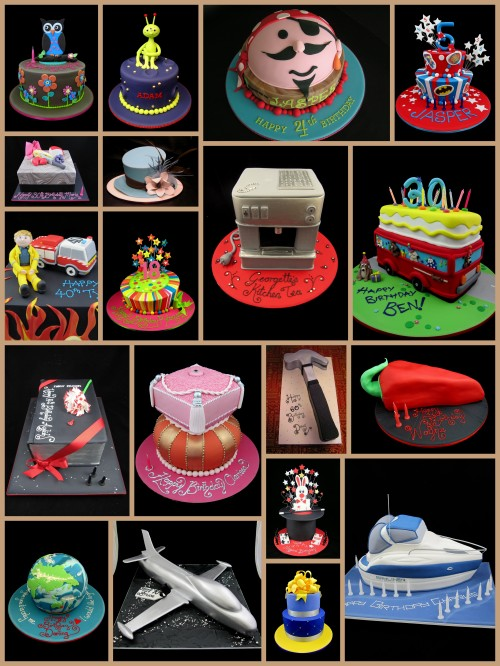 fun cake designs novelty cakes inspired by Michelle Cake Designs