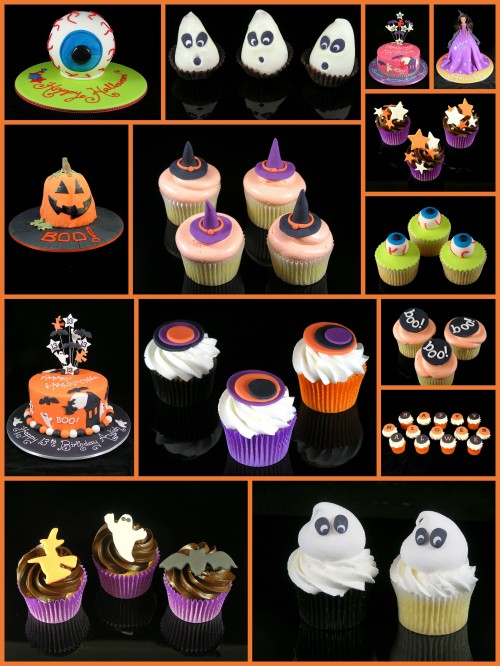 halloween cake designs ideas Inspired by Michelle Cake Designs