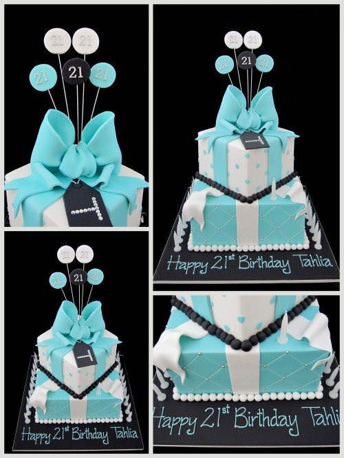 21st birthday cake idea inspired by michelle cake designs